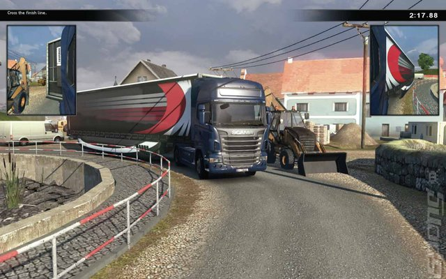 Euro Truck Simulator 2: Platinum Collection - PC Screen
