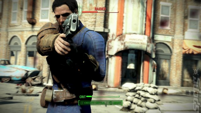 Games of the Year: Fallout 4 Editorial image
