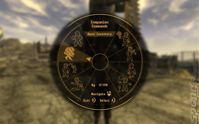 Fallout: New Vegas: Ultimate Edition - PC Screen