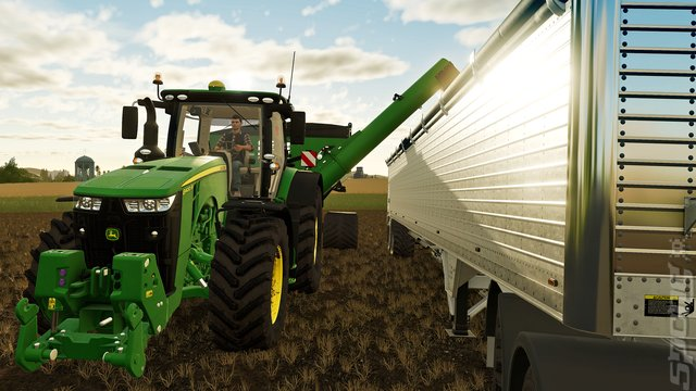 Farming Simulator 19 - PC Screen