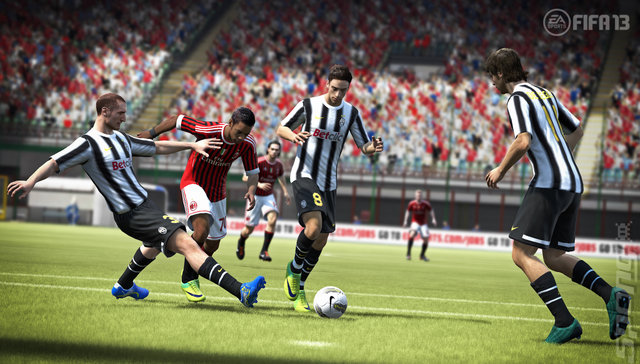 UK Video Game Chart: FIFA 13 Keeps It Up News image