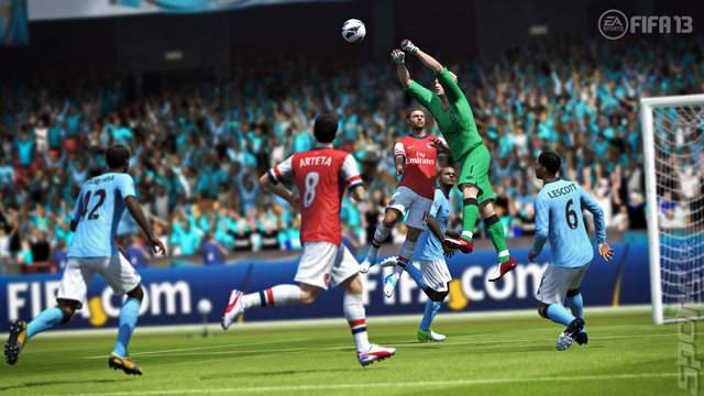 FIFA 13 - PC Screen