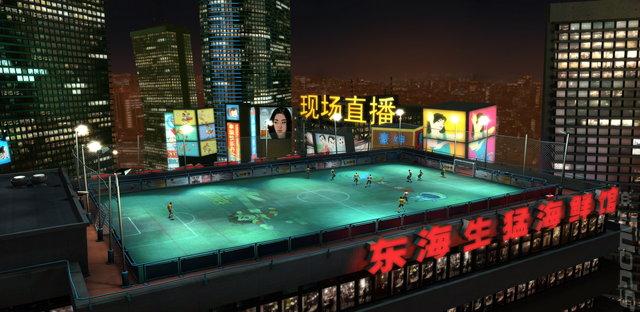 Screens: FIFA Street 3 - Xbox 360 (11 of 37)