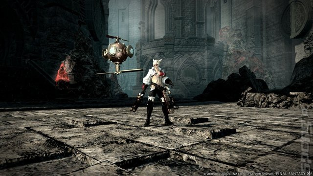 Final Fantasy XIV: Online: The Complete Experience - PC Screen