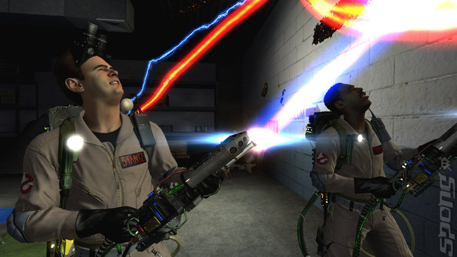 Ghostbusters The Video Game - PC Screen