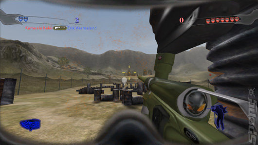 Paintball Games For Xbox 1 : Screens greg hastings paintball xbox of