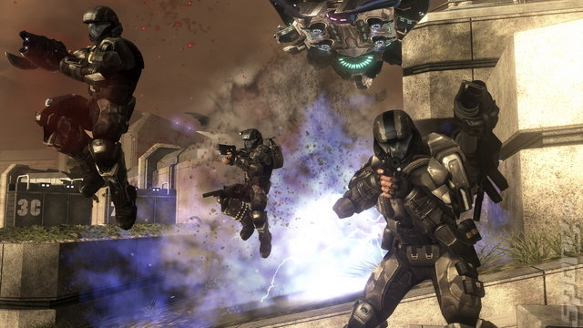 BBC Shows Halo ODST and Defends PS3 Assault
