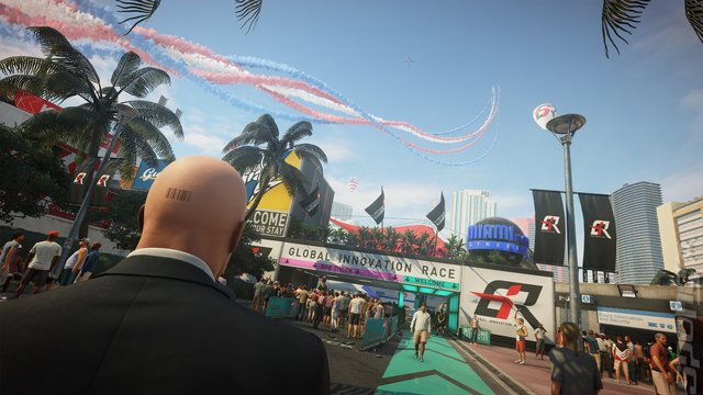 Hitman 2 Editorial image