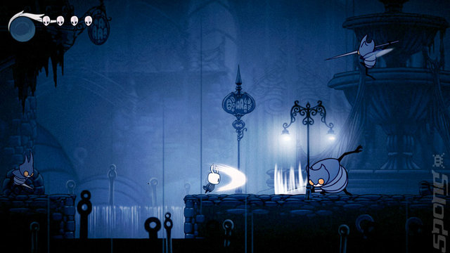 Hollow Knight - PS4 Screen
