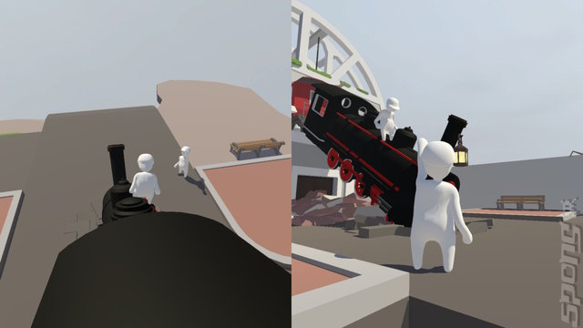 Human Fall Flat Editorial image