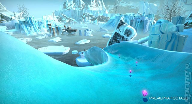 Ice Age: Scrat's Nutty Adventure - Switch Screen