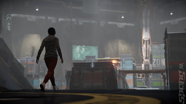 inFAMOUS: First Light - PS4 Screen