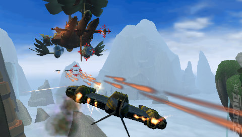 Jak and Daxter: The Lost Frontier - PS2 Screen