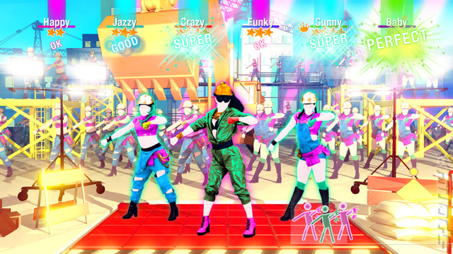 Just Dance 2019 - Wii U Screen