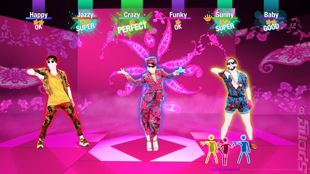 Just Dance 2020 - Switch Screen