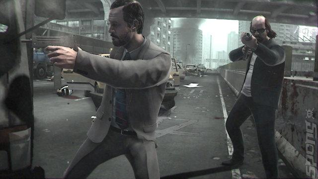 Kane & Lynch 2: Multiplayer Director, Kim Krogh Editorial image
