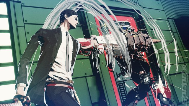 Sexism, Killer is Dead & Me Editorial image
