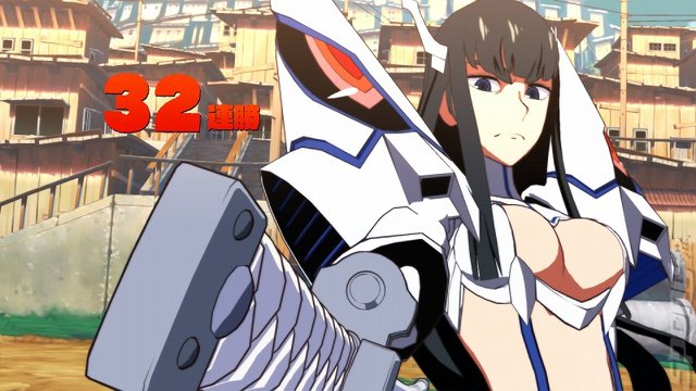 KILL la KILL ? IF - Switch Screen