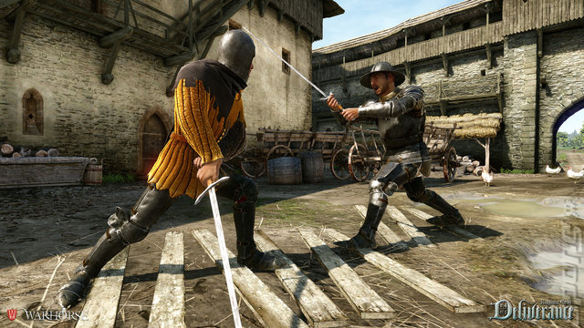 Kingdom Come: Deliverance Editorial image
