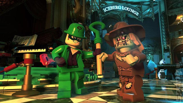 LEGO DC Super-Villains - Switch Screen