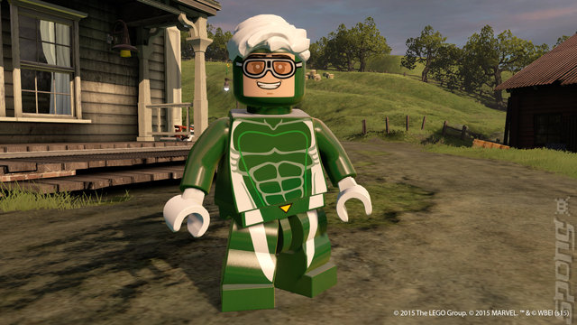 LEGO Marvel Collection - Xbox One Screen