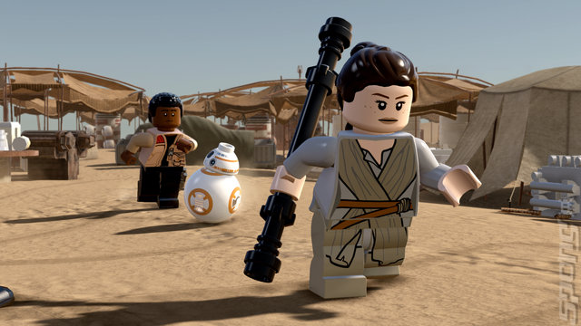 LEGO Star Wars: The Force Awakens - Xbox One Screen