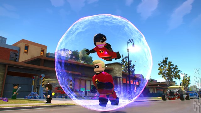 LEGO The Incredibles Editorial image