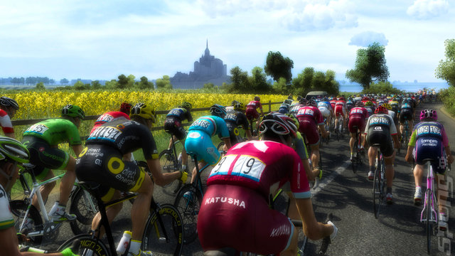 le Tour de France 2016 - PS4 Screen