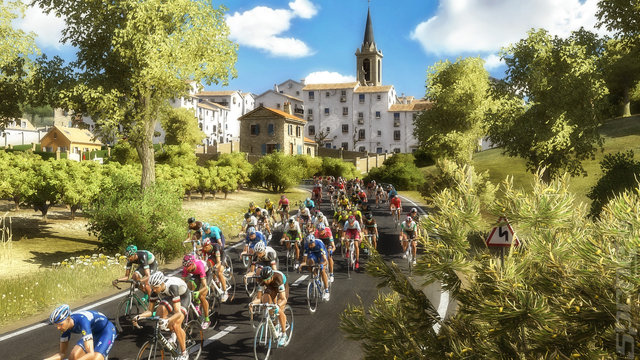 le Tour de France: Season 2018 - Xbox One Screen