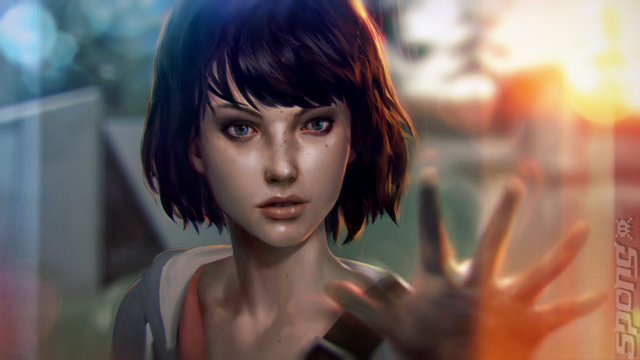 Life is Strange - PC Screen