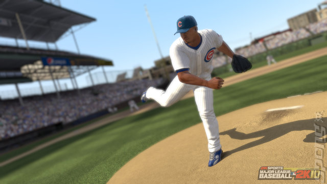 Major League Baseball 2K10 - PC Screen