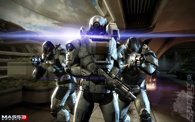 "Core Mass Effect 3 Team is ""All Hands on Deck"" for New DLC News image"