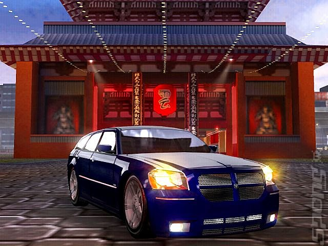 Midnight Club 3: DUB Edition Remix - PS2 Screen