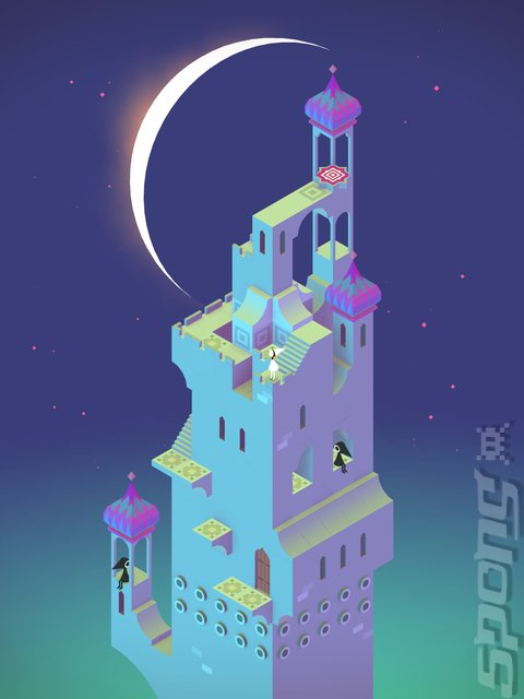Games of the Year: Monument Valley Editorial image