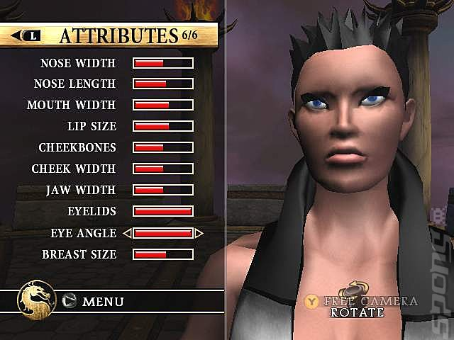 Related images for Mortal Kombat: Armageddon (PS2) (4 of 4)
