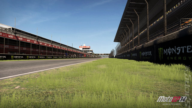 MotoGP 14 - Xbox 360 Screen