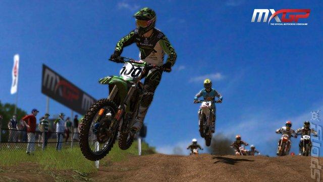MXGP: The Official Motocross Videogame - Xbox 360 Screen