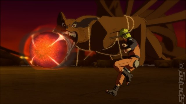 Naruto Shippuden: Ultimate Ninja Storm Legacy - PS4 Screen