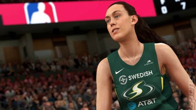 NBA 2K20 - Switch Screen