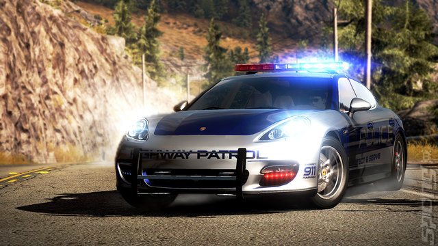 Need for Speed: Hot Pursuit - PC Screen
