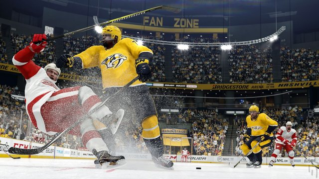NHL 19 - Xbox One Screen