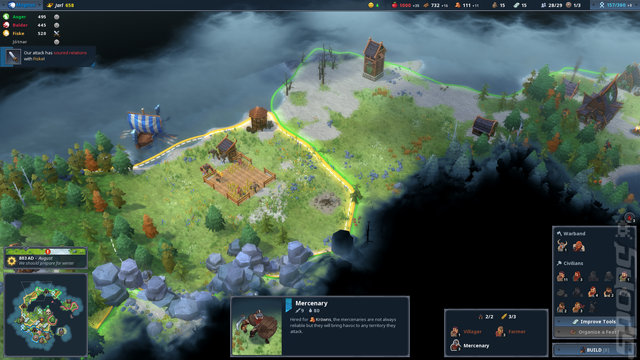 Northgard Editorial image