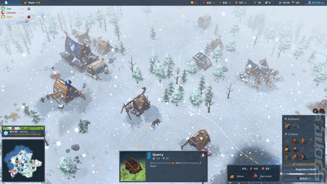 Northgard - Xbox One Screen