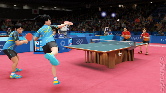 Olympic Games Tokyo 2020: The Official Video Game - PS4 Screen