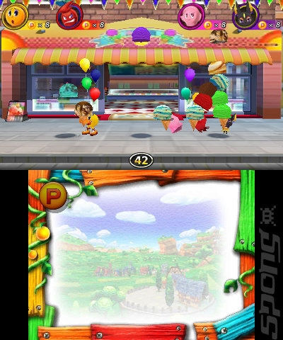 Pac-Man Party - 3DS/2DS Screen