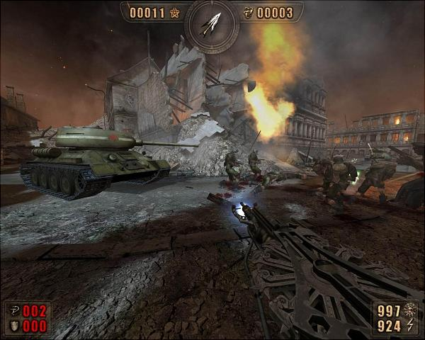 Painkiller: Battle Out of Hell - PC Screen