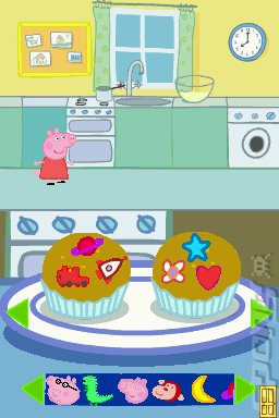 screens: peppa pig: fun and games ds/dsi (2 of 5)