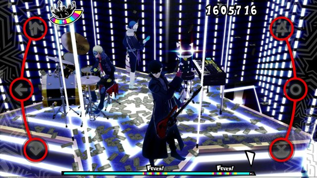 Persona 5: Dancing In Starlight - PS4 Screen