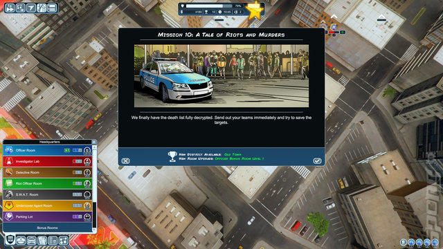 Police Tactics: Imperio - PC Screen