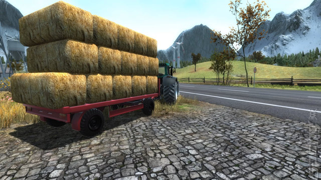 Professional Farmer 2017 - Xbox One Screen
